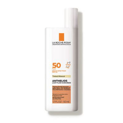 LA ROCHE-POSAY | Anthelios Ultra-Light Mineral Sunscreen Fluid SPF 50 - Tinted
