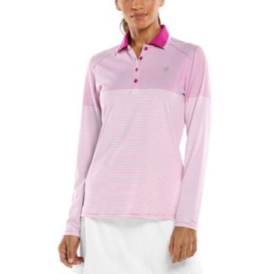 COOLIBAR | Women's Prestwick Golf Polo UPF 50+