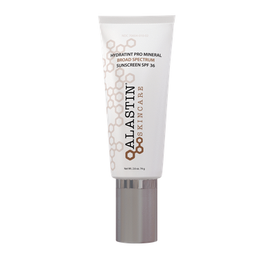 ALASTIN | HydraTint Pro Mineral Broad Spectrum Sunscreen SPF 36 - NOTE: Only available through a physician. Create an account with RegimenPro to purchase (linked here)*