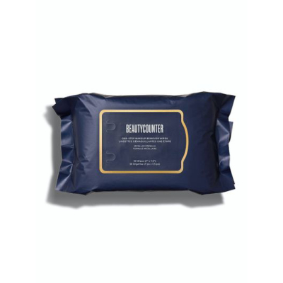 BEAUTYCOUNTER | One-Step Makeup Remover Wipes