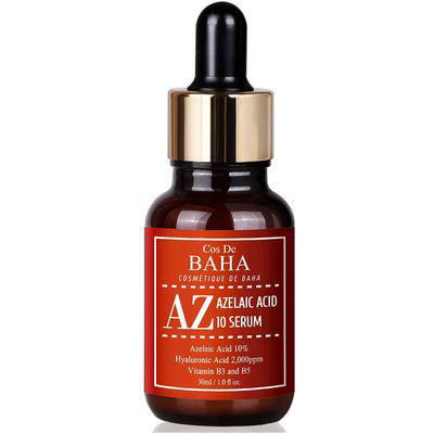 COS DE BAHA | Azelaic Acid 10% Serum with Niacinamide