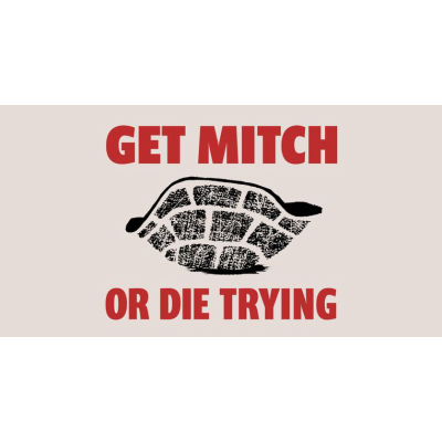 I Donated To Get Mitch Or Die Trying.