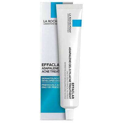 LA ROCHE-POSAY | Effaclar Adapalene Gel 0.1% Topical Retinoid For Acne