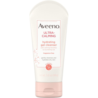 AVEENO | Ultra-Calming Hydrating Gel Cleanser