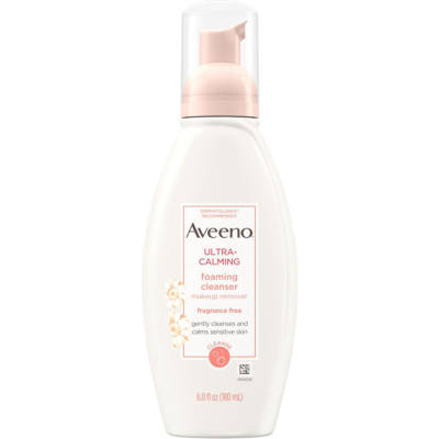 AVEENO | Ultra-Calming Foaming Cleanser