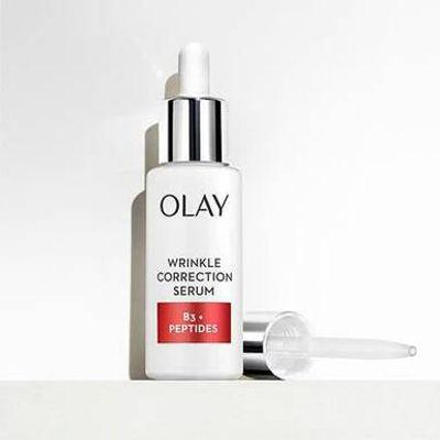 OLAY | Serum Wrinkle Correction Vitamin B3 + Peptides