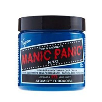 MANIC PANIC | Semi-Permanent Hair Color - Atomic Turquoise