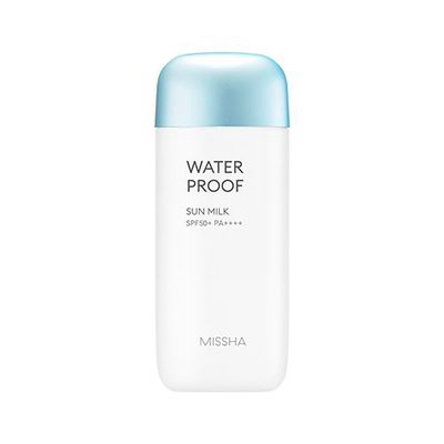 MISSHA | All-Around Safe Block Waterproof Sun Milk