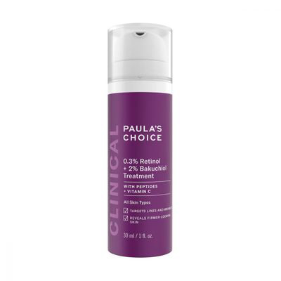 PAULA'S CHOICE | Paula's Choice .03% Retinol + 2% Bakuchiol Treatment