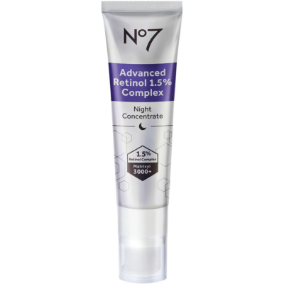 NO7 | Advanced Retinol 1.5% Complex Night Concentrate
