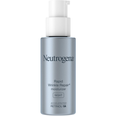 NEUTROGENA | Rapid Wrinkle Repair Night Moisturizer