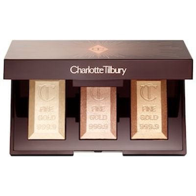 CHARLOTTE TILBURY | Bar Of Gold Highlighting Palette
