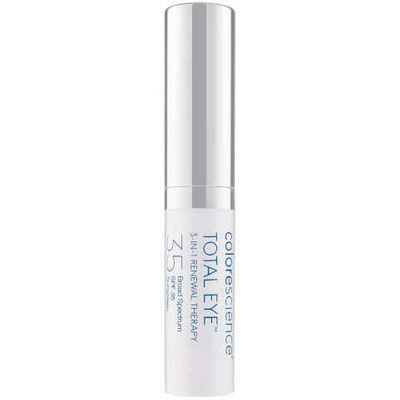 COLORESCIENCE | Total Eye 3-In-1 SPF35 Renewal Therapy
