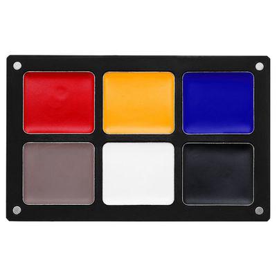 DANESSA MYRICKS   Waterproof Cream Palette - Primary