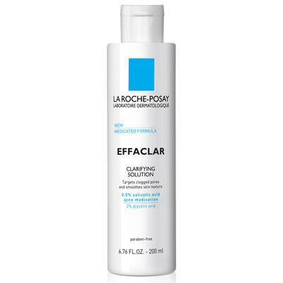 LA ROCHE-POSAY   Effaclar Clarifying Solution Facial Toner (Skinstore)