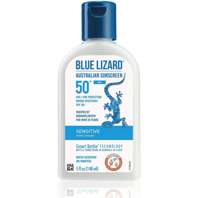 Blue Lizard Sensitive Mineral Sunscreen