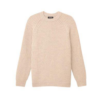 NADAAM   Ribbed Crewneck Sweater