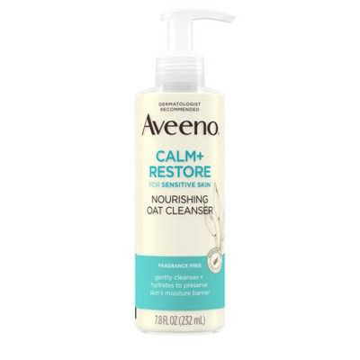 AVEENO | Calm + Restore Nourishing Oat Cleanser