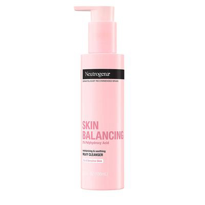 NEUTROGENA | Skin Balancing Milky Cleanser with 2% PHA