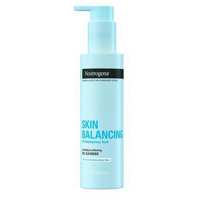 NEUTROGENA | Skin Balancing Purifying Gel Cleanser with 2% PHA