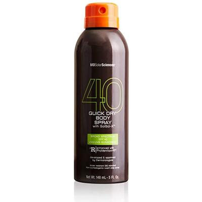 MDSOLARSCIENCES | Quick Dry Body Spray SPF 40