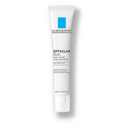 """LA ROCHE-POSAY   Effaclar Duo Acne Treatment with Benzoyl Peroxide - * Use code """"DRDONNA"""" for 25% off *"""