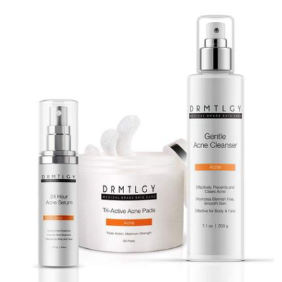 """DRMTLGY Comprehensive Acne System *USE CODE """"E826L"""" FOR DISCOUNT*"""