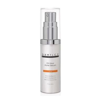 """DRMTLGY ACNE SERUM: Micronized Benzoyl Peroxide 5% and Glycolic Acid 5% *USE CODE """"E826L""""  FOR DISCOUNT"""