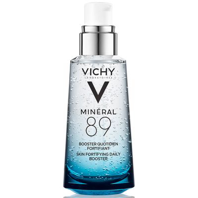 VICHY | Mineral 89 Daily Skin Booster Serum & Moisturizer - Use code ANGELO for 25% off at SkinStore