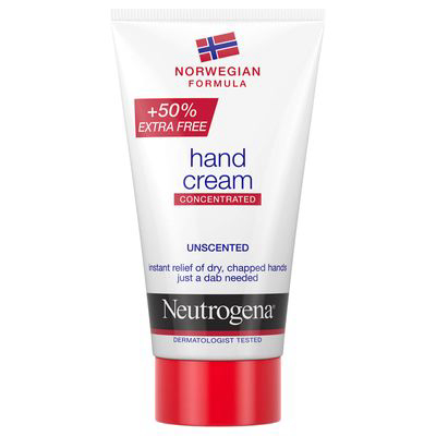 NEUTROGENA | Neutrogena Norwegian Formula Hand Cream Concentrated Unscented 75ml