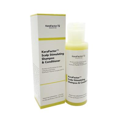 KERAFACTOR | Scalp Stimulating Shampoo & Conditioner