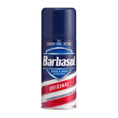 BARBASOL   Original Thick & Rich Shaving Cream