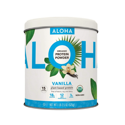 ALOHA   Protein Powder
