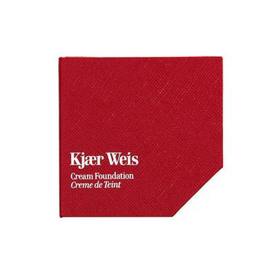 KJAER WEIS | Red Edition Cream Foundation Compact