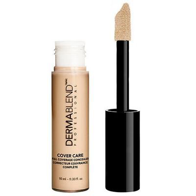 DERMABLEND | Cover Care Full Coverage Concealer - 40w