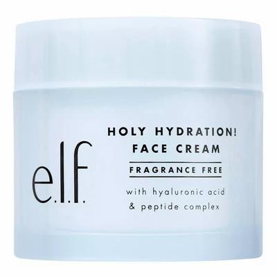 E.L.F.   Holy Hydration Face Cream Fragrance Free