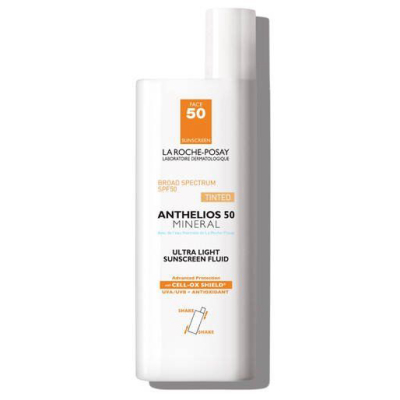 LA ROCHE-POSAY   Anthelios Ultra-Light Mineral Tinted Sunscreen SPF 50