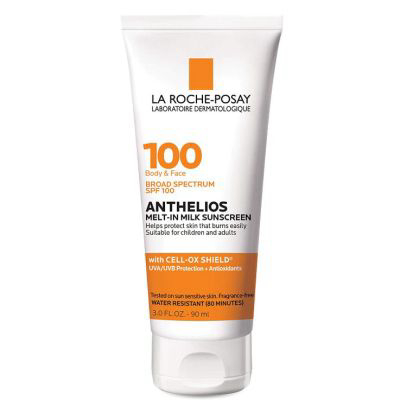 LA ROCHE-POSAY | Anthelios Melt-In Milk Sunscreen Lotion SPF 100