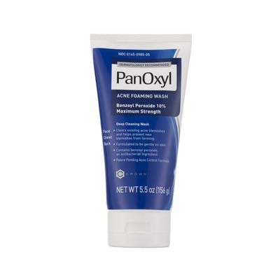 PANOXYL   Foaming Acne Wash