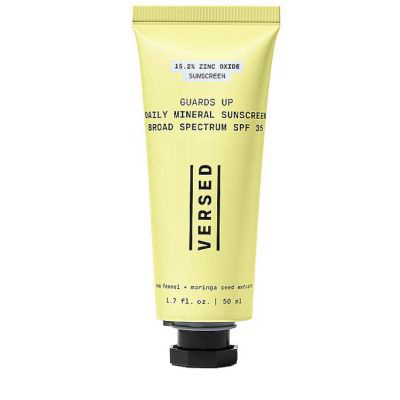 VERSED | Guards Up Daily Mineral Sunscreen Broad Spectrum SPF 35