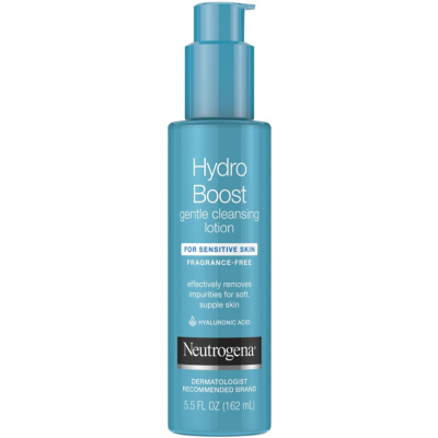 NEUTROGENA | Hydro Boost Gentle Cleansing Lotion