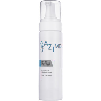 AZIMD SKINCARE | PuriFY Foaming Cleanser