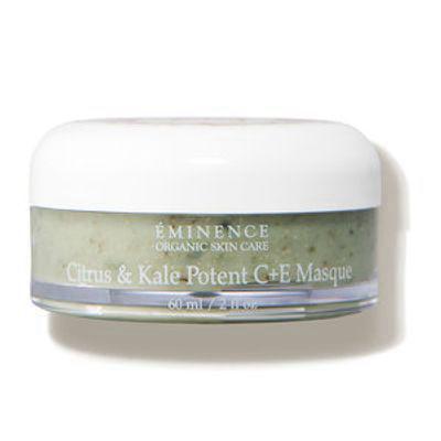 EMINENCE ORGANIC   Citrus & Kale Potent C + E Masque