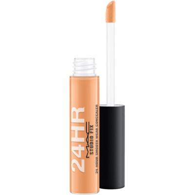 MAC | Studio Fix 24-Hour Smooth Wear Concealer - Nc45 (Caramel W/ Golden Undertone For Dark Skin)