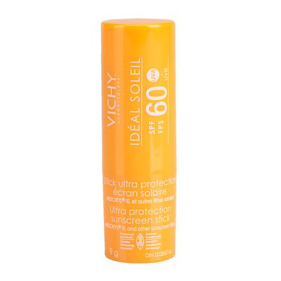 VICHY | Idéal Soleil Stick For Sensitive Skin Zones SPF 60
