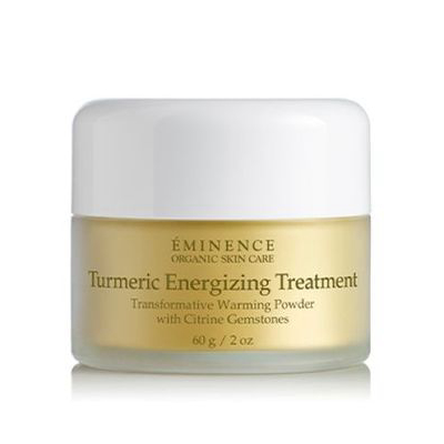 EMINENCE ORGANIC SKIN CARE | Turmeric Energizing Treatment