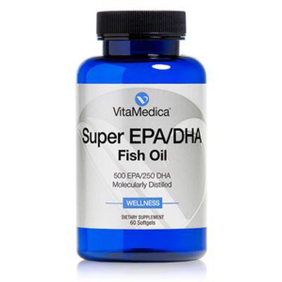 VITAMEDICA | Super EPA/DHA Fish Oil