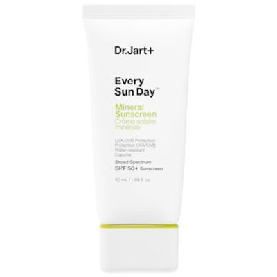 DR. JART+ | Every Sun Day  Mineral Sunscreen SPF 50+