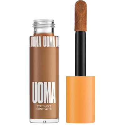 UOMA BEAUTY | Stay Woke Luminous Brightening Concealer - Brown Sugar - T2 (For Brown Skin)