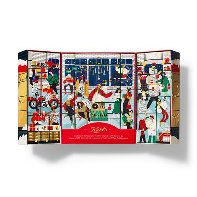 Limited Edition Skincare Advent Calendar - Kiehl's